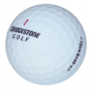 Bridgestone B330-S golf balls