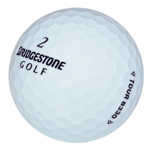 Bridgestone B330 golf balls