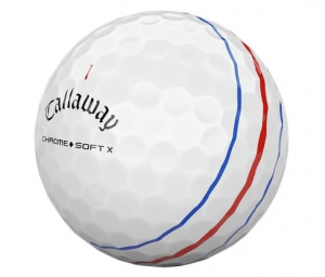 Callaway Chrome Soft X Triple Track