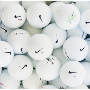 50 Mixed Nike Golf Balls