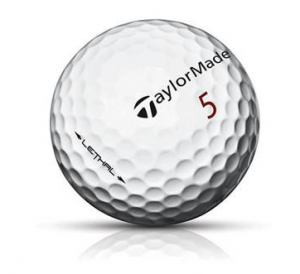 Taylormade Lethal Golf Balls