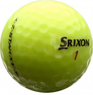 Srixon Z Star VX Yellow
