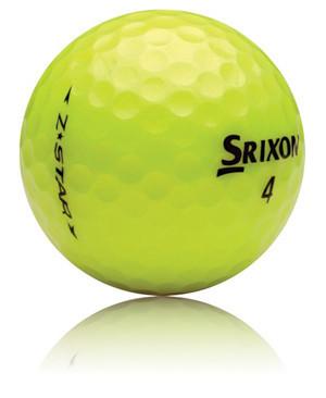 Srixon Z Star Yellow