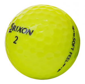 Srixon Soft Feel Yellow