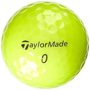 Taylormade Yellow Golf Balls