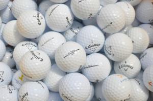 callaway practice golf balls