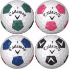 Callaway Chrome Soft Truvis Mixed Colours