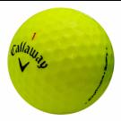 Callaway Chrome Soft Yellow