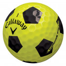 Callaway Chrome Soft TruVis Yellow