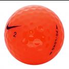 Nike PD Long Orange Golf Ball