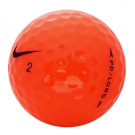 Nike PD Long Orange Golf Ball