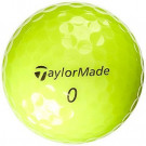 Taylormade Yellow Golf Balls